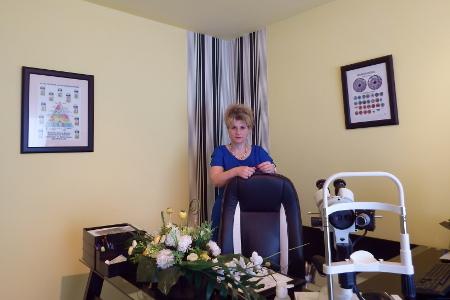 Conf. Simona Bostan - Cabinet iridologie