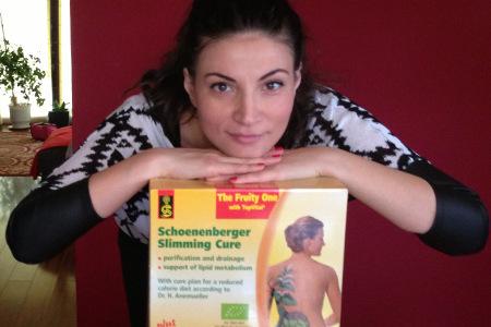 Ioana Ginghina va recomanda Cura Detoxifiere