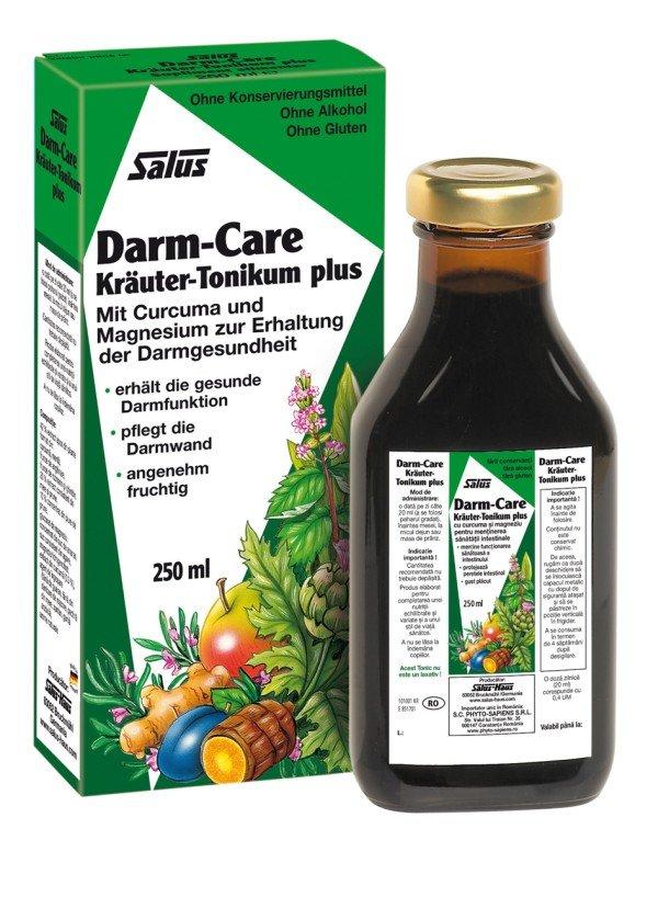 Darm-Care Kräuter (Pachet: 5 produse + 1 GRATUIT)