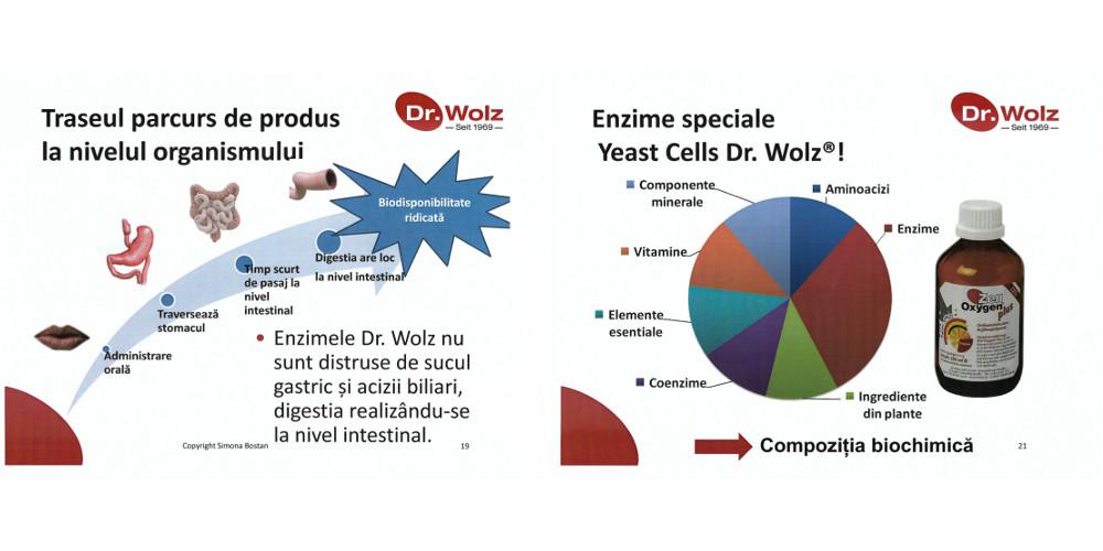 De ce Enzimele dr.Wolz susțin viața?